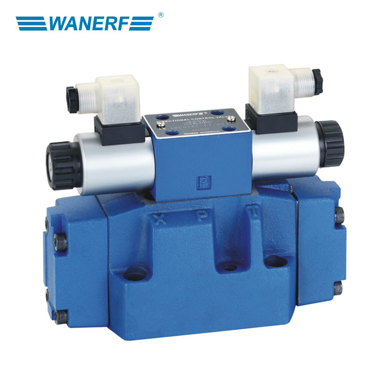 WEH Series Electro hydraulic Pilot Operated Solenoid Directional Control Valve