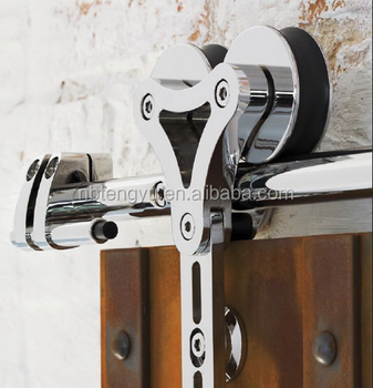 Stainless Steel Sliding Door Hardware For Gl Commercial View Tengyu Product Details From