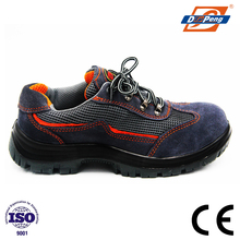 fashionable breathable land safety shoes cheap price
