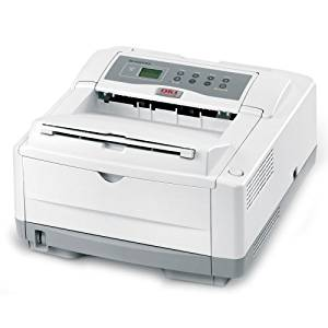 """Oki Data - Oki B4000 B4600 Led Printer - Monochrome - 1200 X 600 Dpi Print - Plain Paper Print - Desktop - 27 Ppm Mono Print - 250 Sheets Input - Lcd - Usb """"Product Category: Printers/Laser & Inkjet Printers"""""""