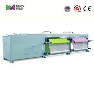 YBD30 factory OEM high efficiency double width 30 needles horizontal quilting embroidery machine