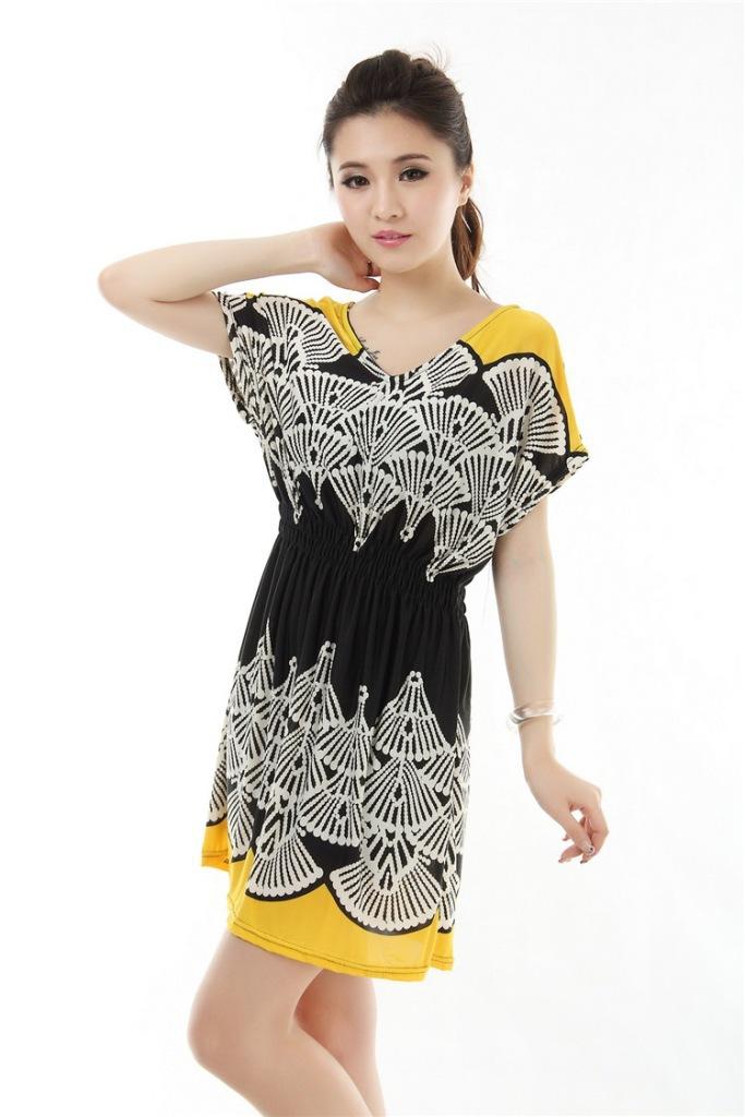 6e9b528775f Get Quotations · Plus Size New Bohemian Summer Women Dresses 2015 Sale Short  Maxi Bandage Party Cheap Same Size