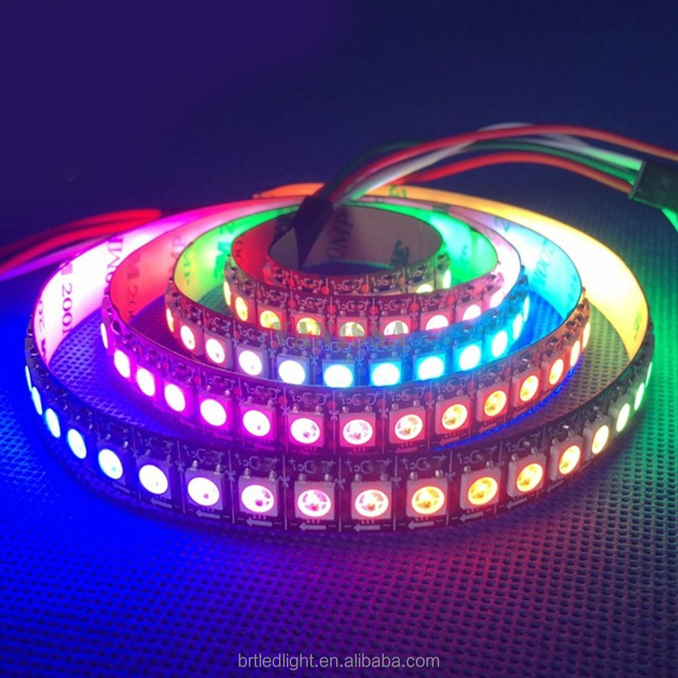in light item lighting m flexible waterproof plug strip from smd laimaik led leds strips power eu lights tape