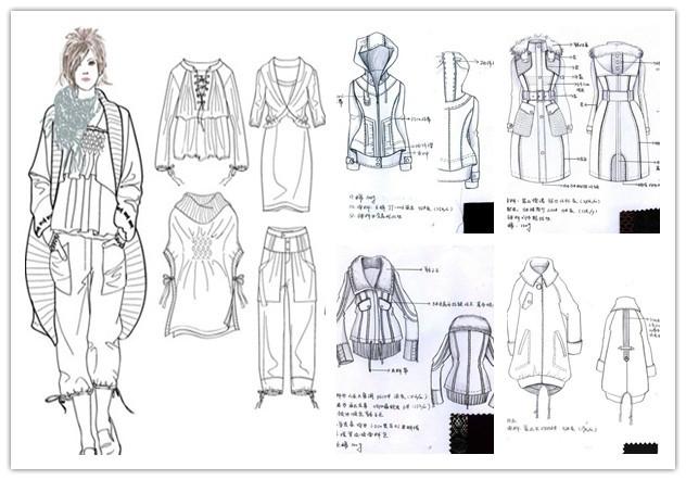 Abrigo de invierno para niñas único de tela de moda estampada para niños