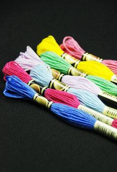 447 Colors Cxc Thread/floss