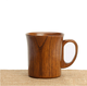 2018 Hot sale Wood Beer Mug wooden Tea Cup Coffee Mug