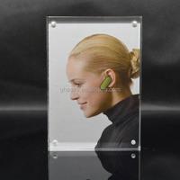 Custom 4x6 Acrylic Photo Frame Factory