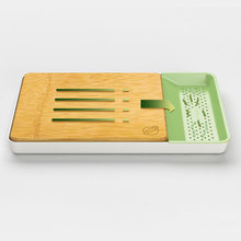 큰 모티브 multi-function cutting 보드 와 anti-slip 플라스틱 tray