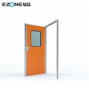 China pharmaceutical workshop and food factory steel security doors