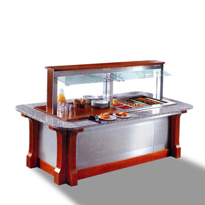 restaurant salad bar equipment for whole foods