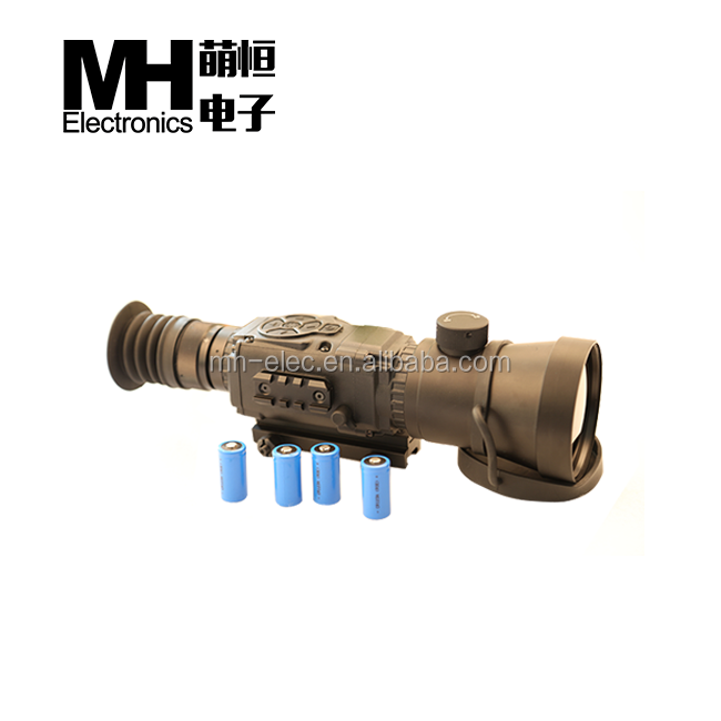 1800m Effective Detection Range Night Vision Infrared Scope