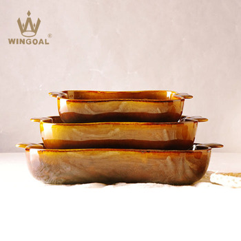 Grosshandel Micoware Backblech Kuchen Backform Mit Fur Ofen Grill