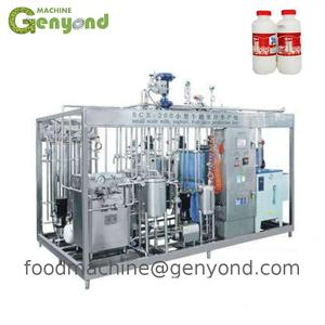 Best Quality Promotional butter plant for sale bottled milk production line botany proteim