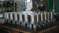 Spreader parts, Guide, Flipper, Arm, Cylinder, IFM sensor