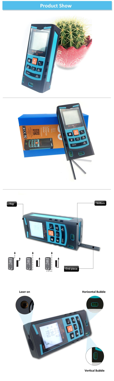 Mileseey S9 60m Crash Proof Digital Aura Measurement Best Laser ...