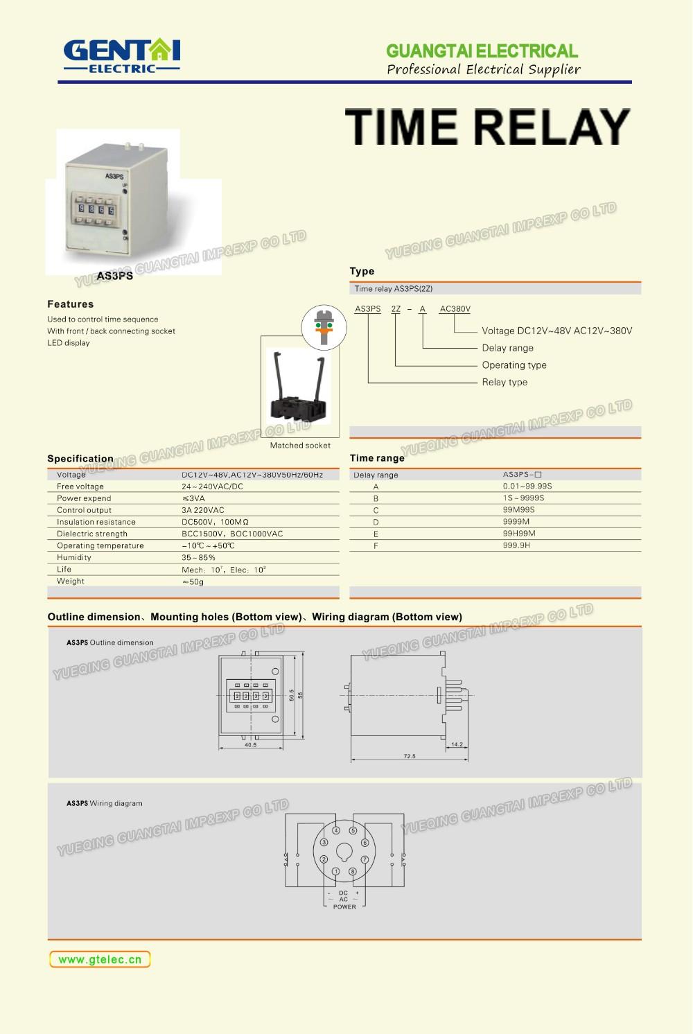 Wiring Diagram Omron Relay