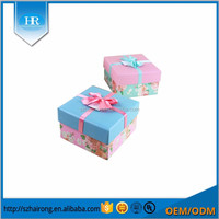 The Dragon Boat Festival Fancy Design Small Paper Packaging Box