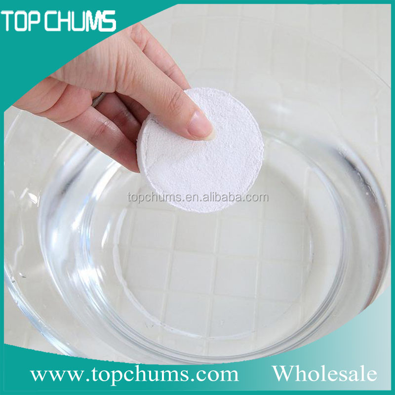 Hot selling star products travel compressed disposable towel