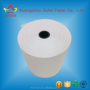 Korea thermal paper kiosk terminal personalized rolling paper