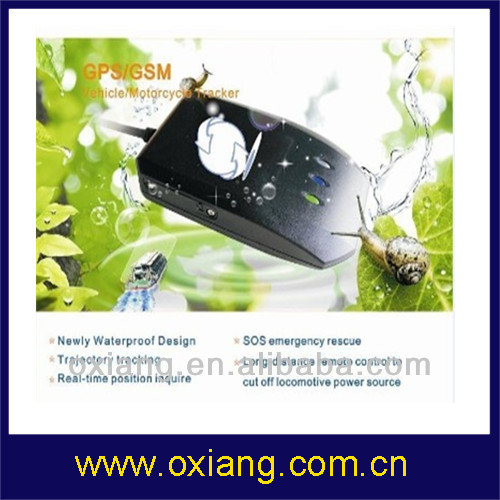 Waterproof Motorcycle GPS Tracker support Cut Oil and Electricity