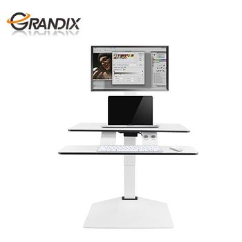 Desks That Raise And Lower Desk Design Ideas