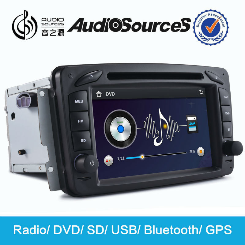 Radio Gps For Mercedes Vito Car Dvd Player With Gps Navigation ...