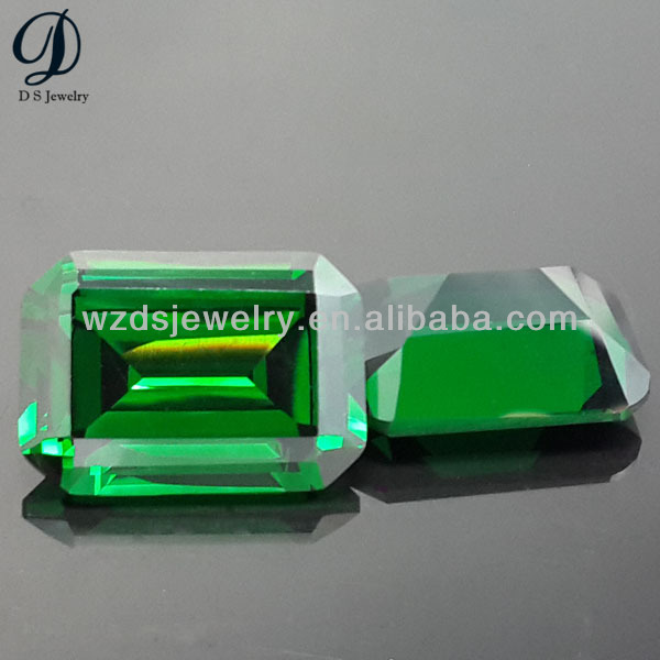 created emerald price green lab created loose gems for engagement ring