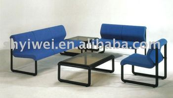 Modern Designed Office Fabric Or Leather Sofa Set High Quality ...