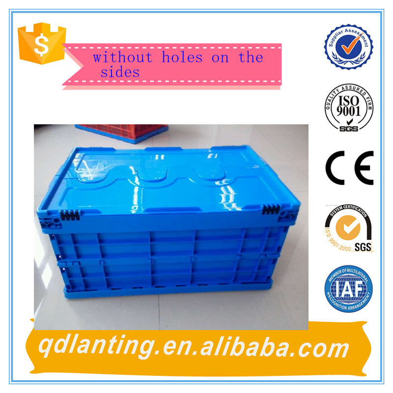 Hdpe Eco-friendly Foldable Plastic Crate Packaging/plastic ...