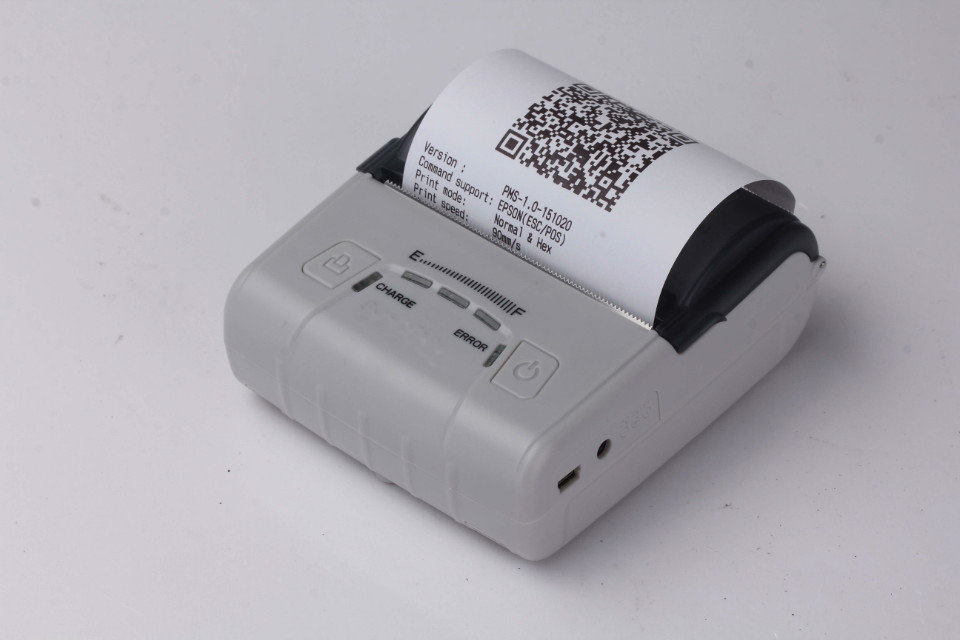 TS-M300 Portable IOS Android pocket battery receipt bill machine bluetooth mini thermal printer