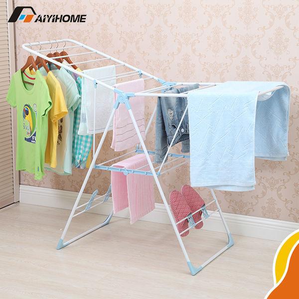 indoor clothes dryer rack folding clothes hanger folding portable clothes rack