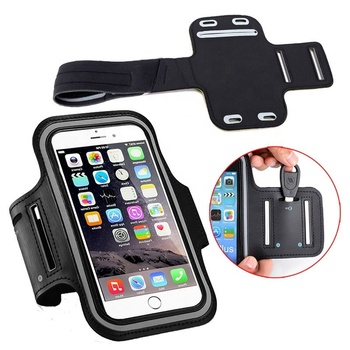 Hot sale cell phone accessories running sport armband mobile case covers for iphone 6 6s 7 plus 8 X Xs Xr max