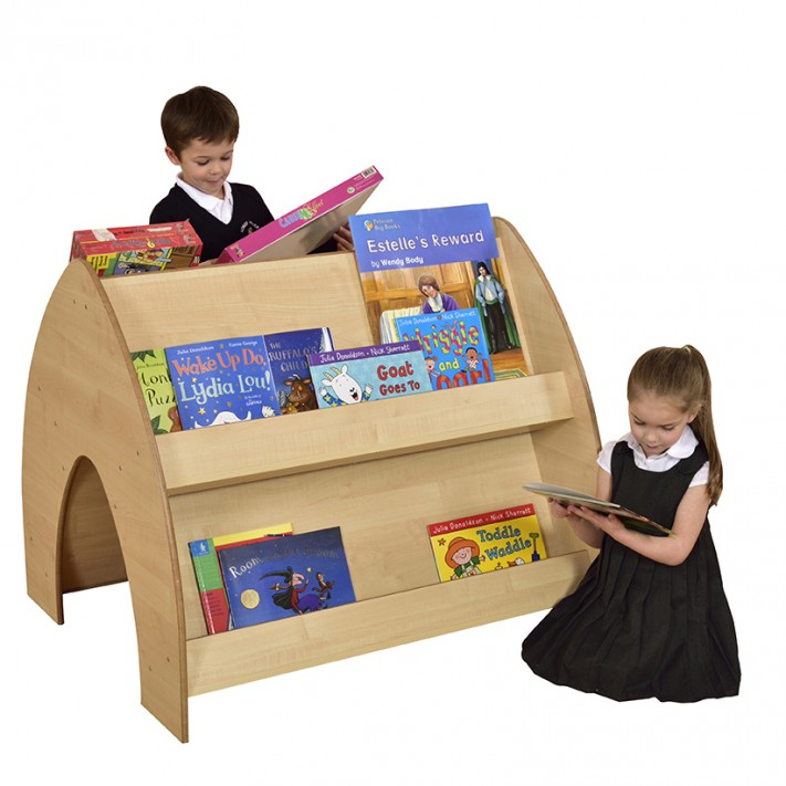 New Design Unique Furniture 100% Natural Hard Wood Kids Storage Made In China