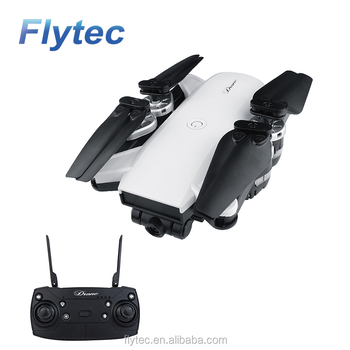 Flytec YH-19HW RC Foldable Selfie RC Drone With FPV Wifi Camera Altitude Hold Mini Quadcopter VS XS809HW E58 E51 XT-1 Dron