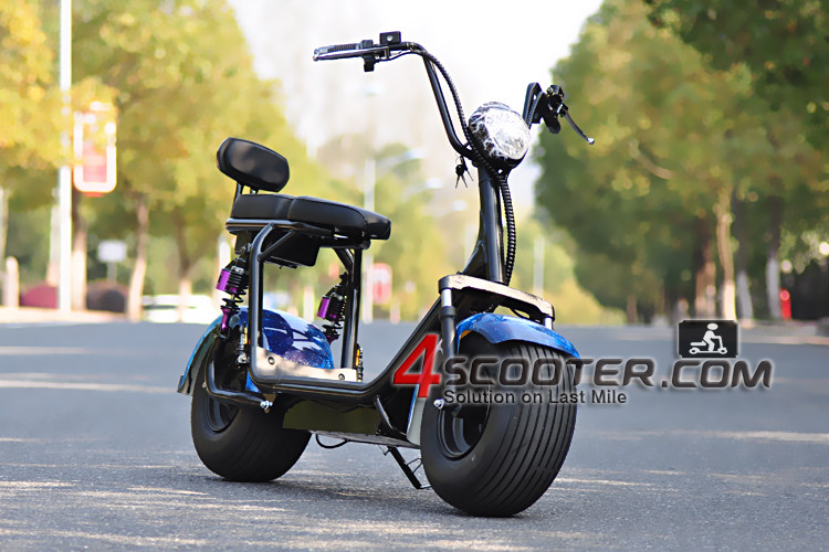 Newest Style Sunra Ikoo Electric Scooter Black