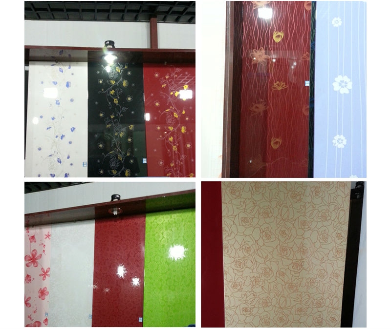 Different Color Melamine Uv Paint Mdf / Kitchen Cabinet Uv