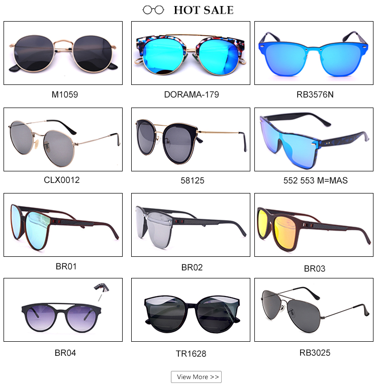 Professional Experience Wholesale Custom Womens Polarized Tr90 Sunglasses