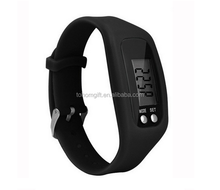High Quality Run Tracker Smartband Sport Bracelet Smart Band Wristband Silicone Pedometer