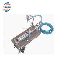 Self-suck liquid filling machine for oil,perfume,sauce,juice,milk tea,beverage 100-1000ml