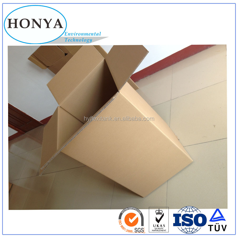 220L liquid package cardboard box paper liquid IBC