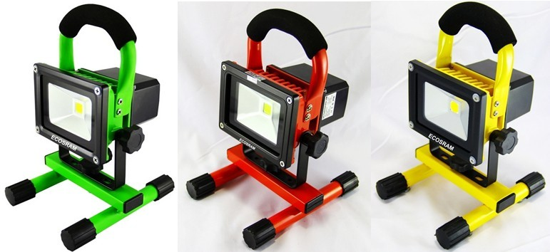 Hot Sale Led Flood Light Ip65 Rechargeable Led Work Light Main ...