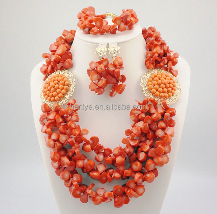 African Coral Beads Set, African Coral Beads Set Suppliers and ...