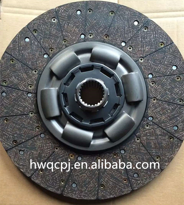 Dual heavy truck clutch disc plates suppliers with cheap price