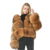 2019 Real Raccoon Fur Jacket Women Thick Warm Winter Fashion Natural Fur Clothing Female Overcoat Lady Real Raccoon Fur Coat