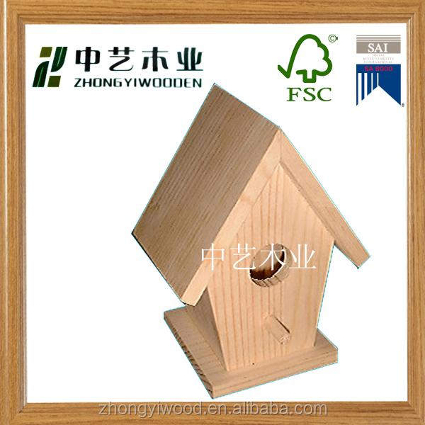 Handels assurance haus und garten dekor antiken holz vogelhaus ...