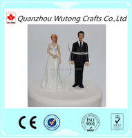 OEM design the wedding cake table decorations