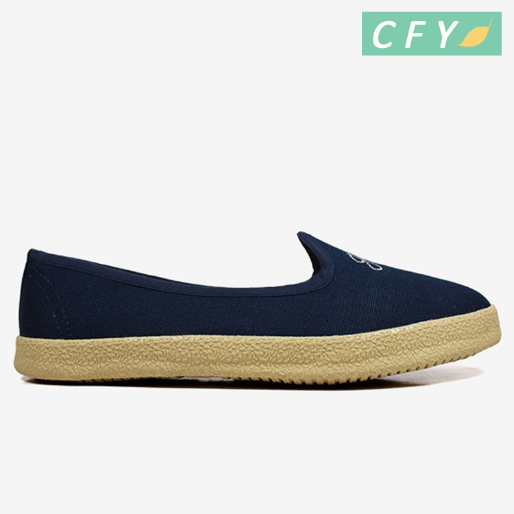 2018 Hot sale popular design women's loafer shoes wholesale ladies easy wear leisure casual shoes with good quality
