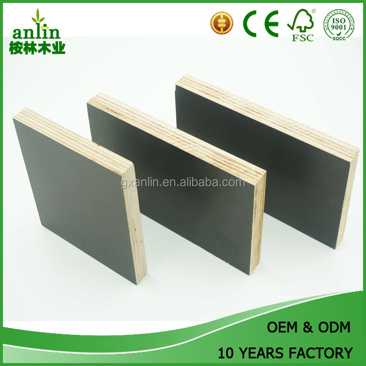 Online Shopping 19mm Brown Film Faced Plywood for Concrete Formwork