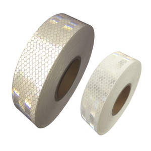 Dot-C2 Prism Reflective sheeting Safety Tape Acrylic Roll For Trucks With Print