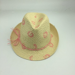 ae828dae9898c High Quality Customized Wholesale Cowboy Straw Hats For Women
